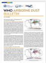 WMO issues 2019 Airborne Dust Bulletin