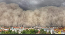 Dust Storm Affecting Ankara, Turkey 12 Sep 2020