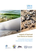 New UNEP report: Impacts of Sand and Dust Storms on Oceans