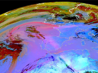 Paper on model inter-comparison during a Saharan dust outbreak towards Europe