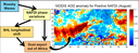 Paper on the pulsating nature of large-scale Saharan dust transport