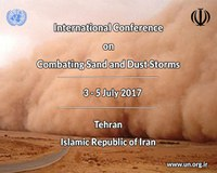 SDS-WAS will contribute to UN Conference on sand and dust storms to be held in Tehran