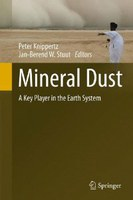 "The book ""Mineral Dust - A key player in the Earth system"" has been released"