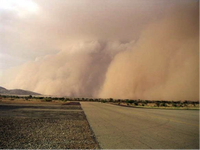 WMO Bulletin: Airborne Dust article